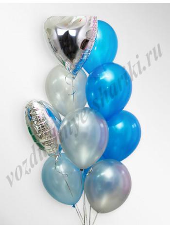 Воздушные шары - композиция №29