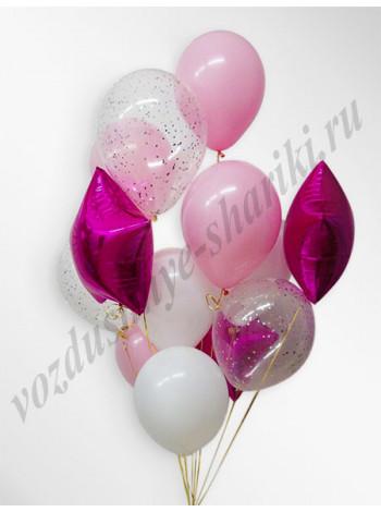 Воздушные шары - композиция №21