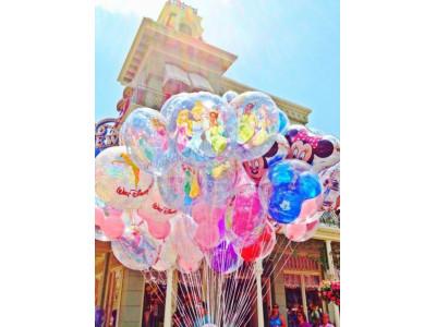 Герои Disney на воздушных шарах