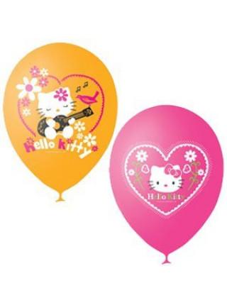 Шары Кошечка Hello Kitty