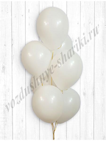 Белые шары
