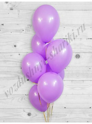 Сиреневые шары